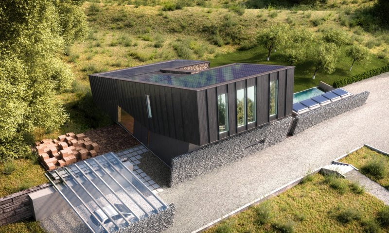 The way we live now: the rise of the energy-producing home