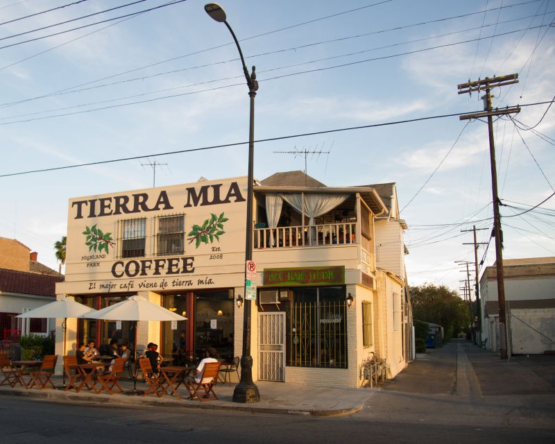 Viva Gentrification ! - The Changing Los Angeles