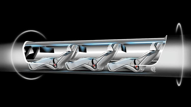 Firm working on Elon Musk's Hyperloop leases space in L.A.'s Arts District