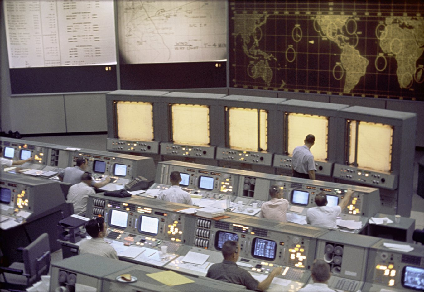 Mission Control: A History of the Urban Dashboard