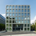 Herostrasse Office Building, Switzerland / Max Dudler