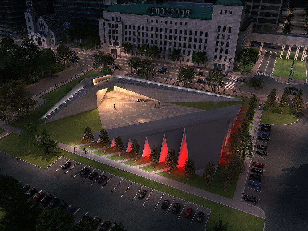 A monumental controversy: History of the Memorial to Victims of Communism