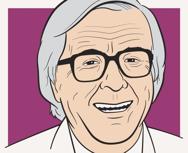 Ray Bradbury, the world's only accidental architect