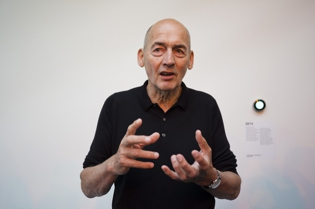 Koolhaas' high praise for Dubai developments