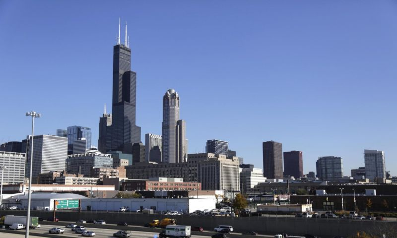 Blackstone to buy former Sears Tower in Chicago for $1.3bn