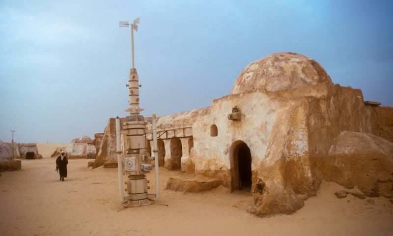 Tataouine, town in Tunisia that inspired Star Wars, becomes Isis waypoint
