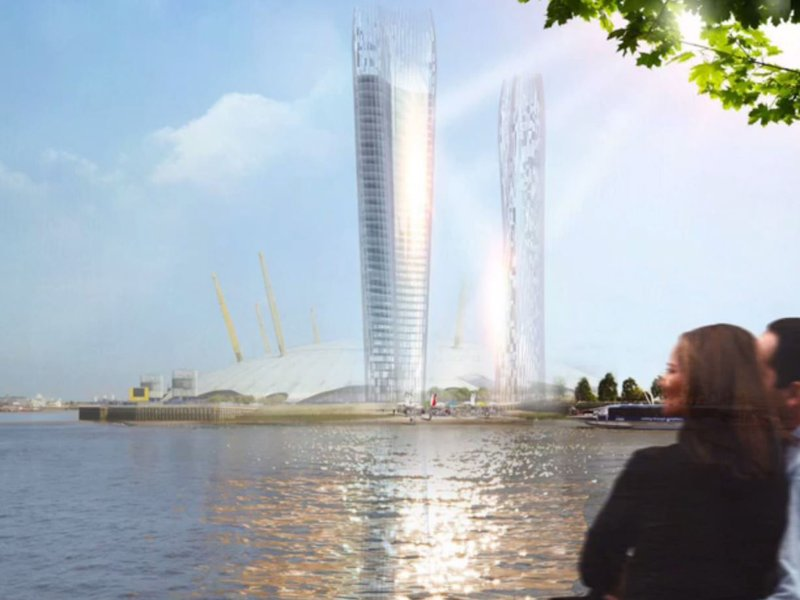 How architects plan to stop skyscrapers from blocking out sunlight