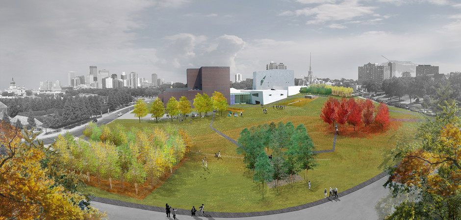 Minneapolis Walker Art Center goes green
