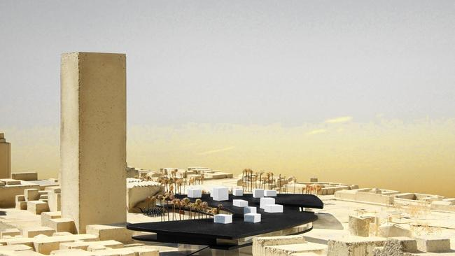 Peter Zumthor's plan for LACMA undergoes makeover
