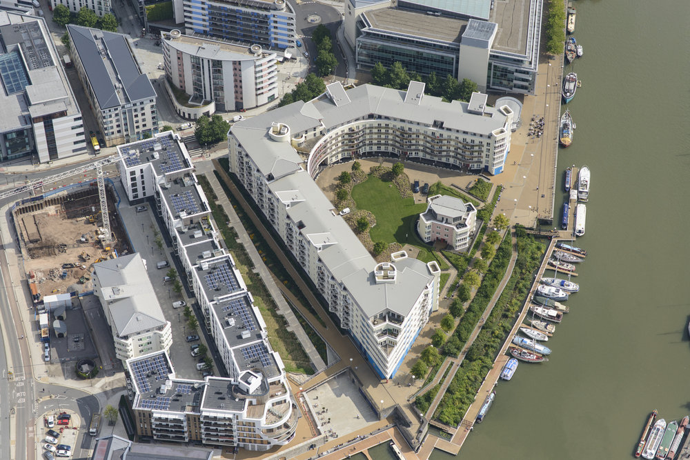 Bristol's Waterfront / Grant Associates