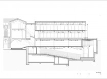Cultural Centre and the New City Hall, Spain / Ramón Fernández-Alonso y Asociados