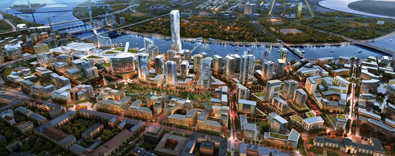 Belgrade Waterfront: An investor's vision of national significance