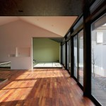 COLORS, Japan / CUBO design architect
