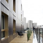 183 LOGEMENTS, Paris / Christian Hauvette & DATA Architects