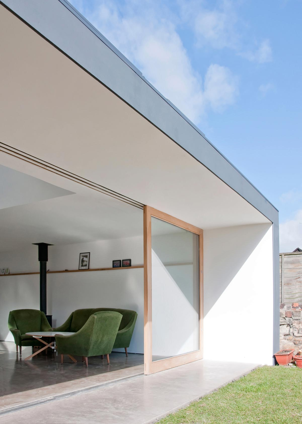 Japanese House, Edinburgh / Konishi Gaffney Architects
