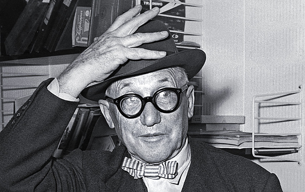 Le Corbusier was 'militant fascist'