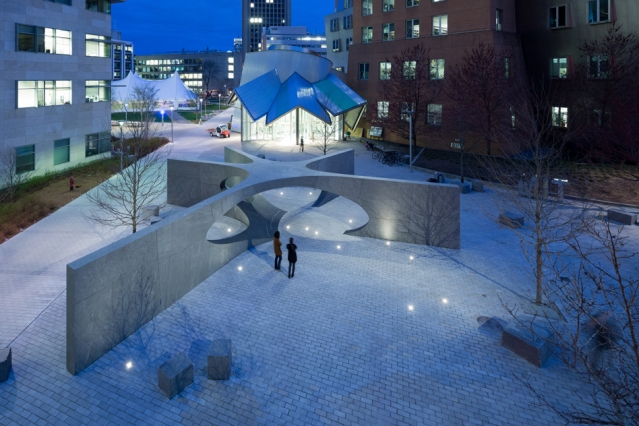 MIT's Collier Memorial - a labor of love