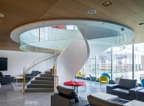 OICR's Research Laboratory, Toronto / Diamond Schmitt Architects