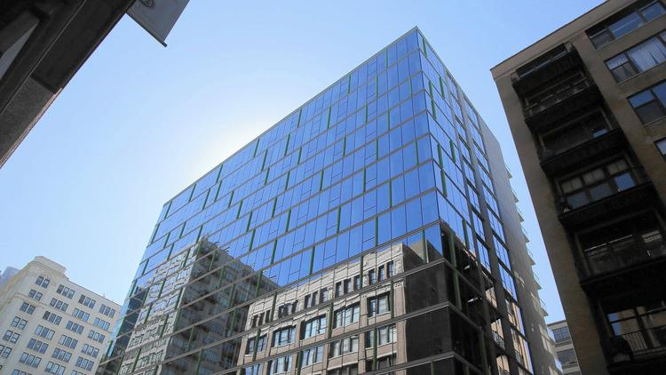 Chicago's apartment boom needs more top-shelf architecture