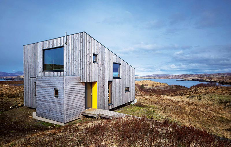 New architecture in the Hebrides