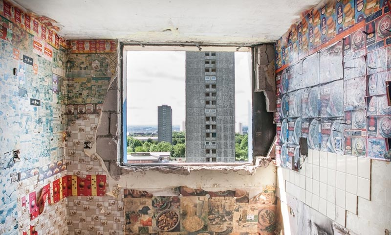 Disappearing Glasgow: documenting the demolition of a city's troubled past