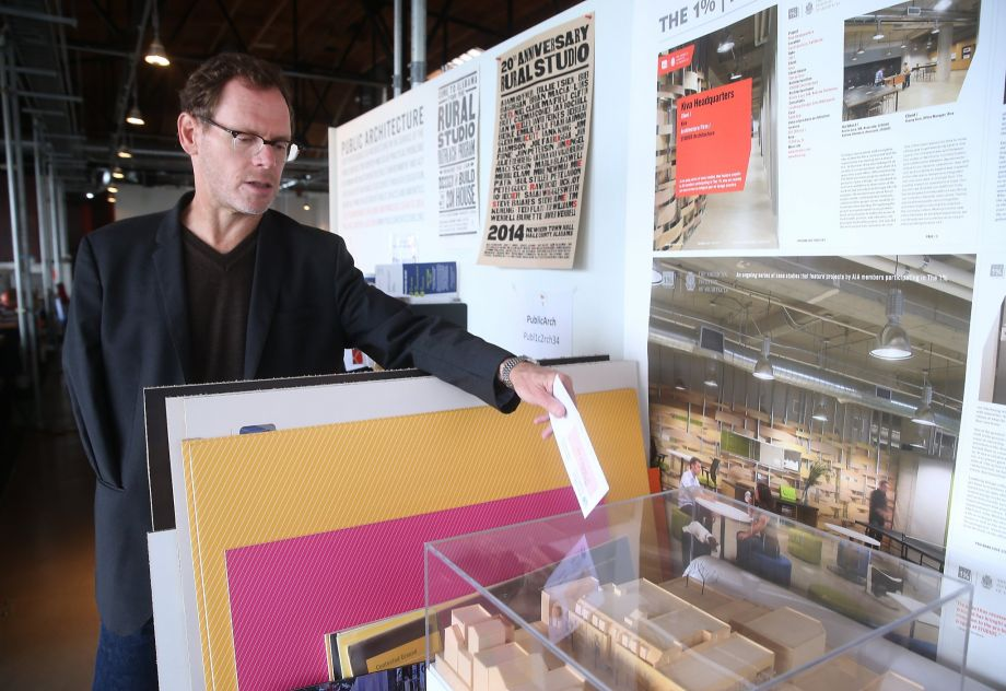 Architecture: Designing a strategy for making a difference