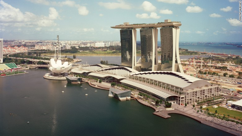 Moshe Safdie: The architect that shapes Singapore