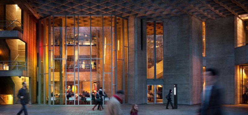 National Theatre makeover: big round of applause for Haworth Tompkins