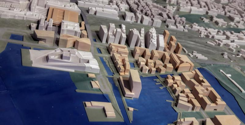 Oslo, Norway Makes 3D Printing an Integral Part of Future Urban Planning with 3D Printed Model of City