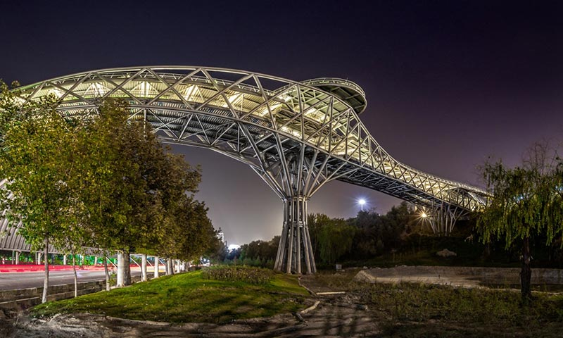 Take it to the bridge: the Tehran architect striking the right chord in Iran and beyond