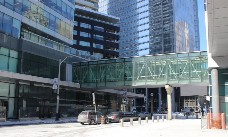 Toronto's underground city: a solution to crowded megacities?