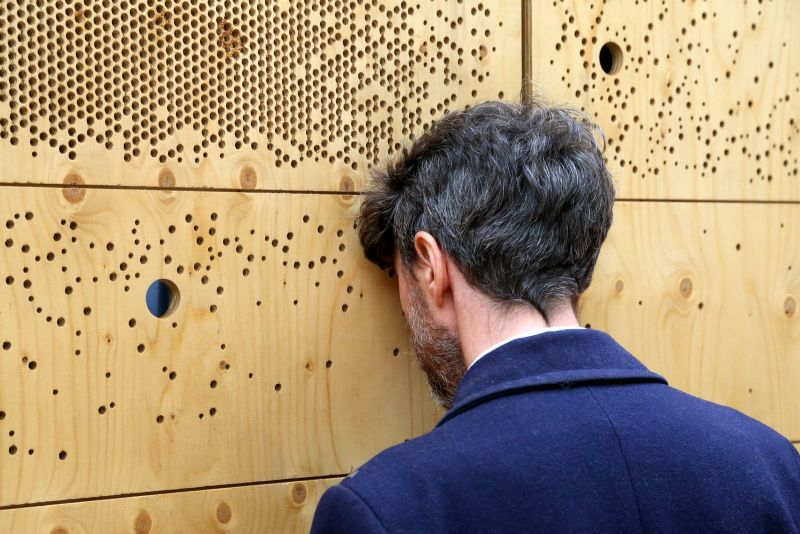 UK Pavilion 2015: Swarm Animation