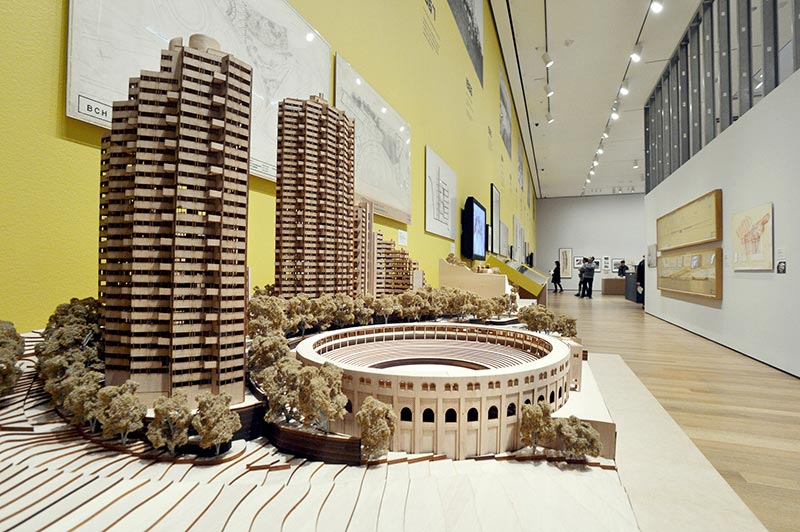Review: 'Latin America in Construction: Architecture 1955-1980' at MoMA