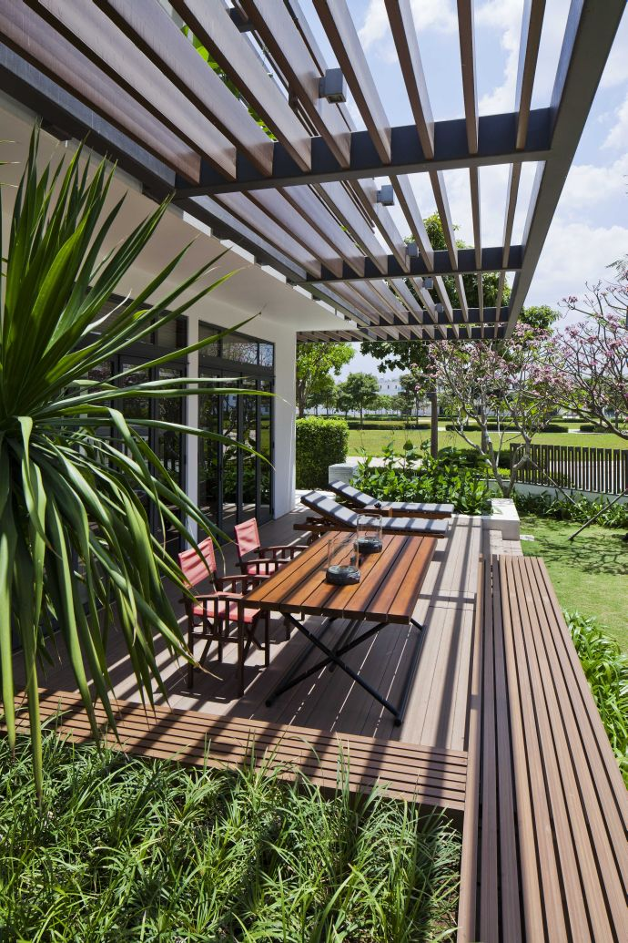 Indochina Villa Saigon, Vietnam / MIA Design Studio