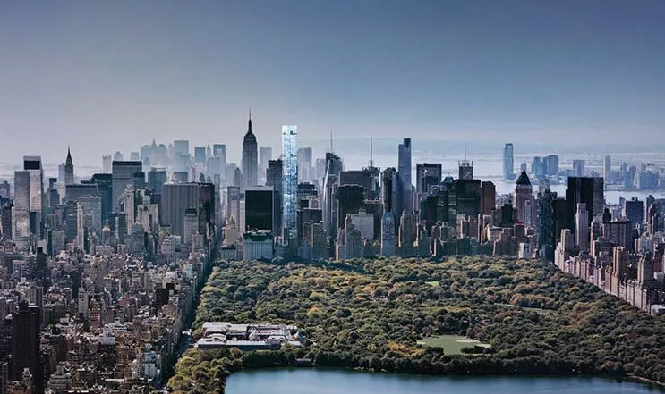 1 Park Lane Will Be the Next Supertall Central Park South Tower