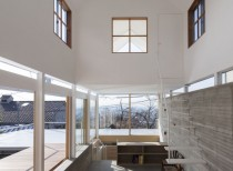 House in Ishikiri, Japan / Tato Architects