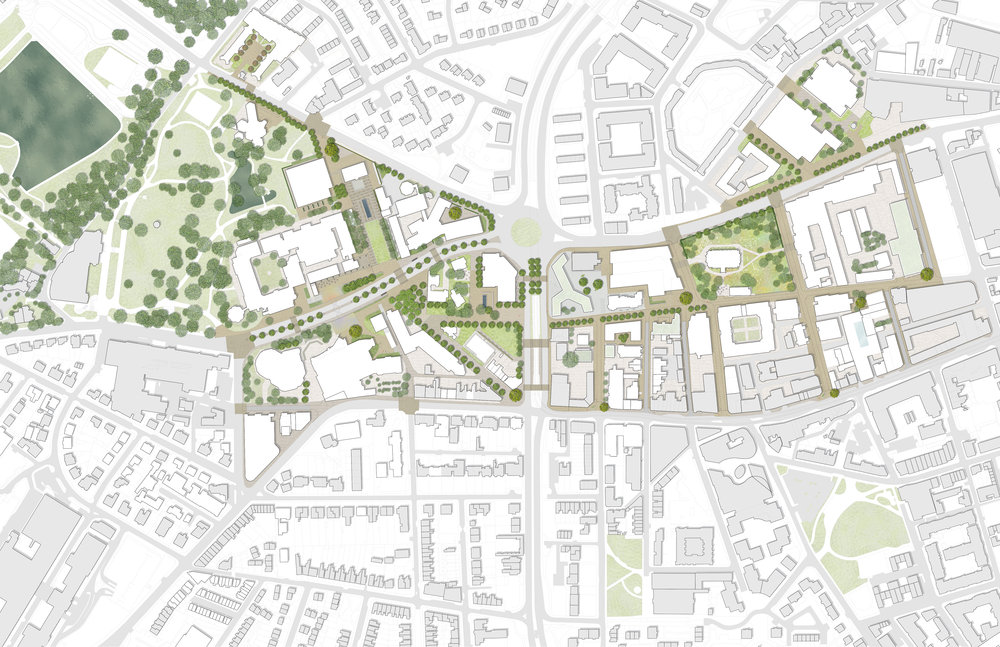 University of Sheffield's ambitious masterplan gets go-ahead