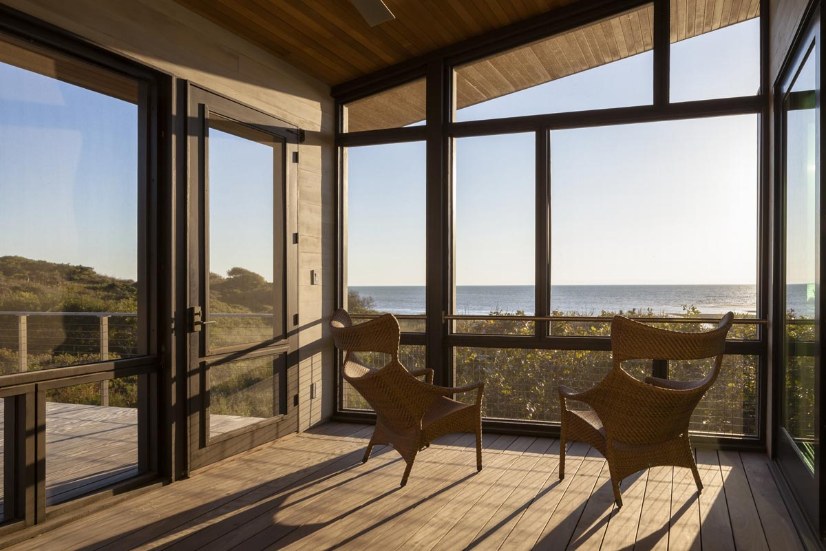 House of Shifting Sands, USA / Ruhl Walker Architects