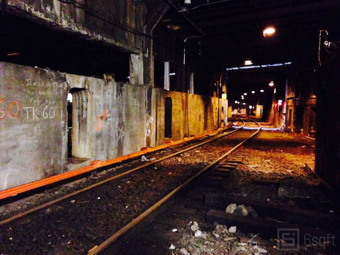 There's a Secret Train Track Hidden in the Depths of Grand Central Terminal
