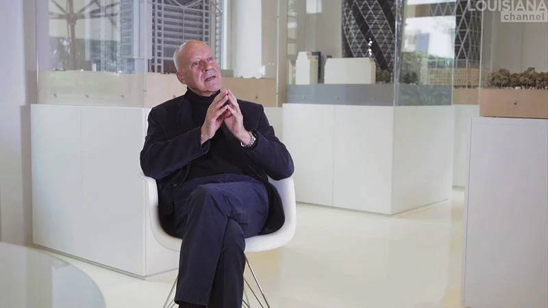 Norman Foster: Advice to the Young