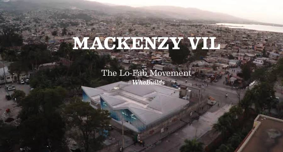 The Lo-Fab Movement: Mackenzy Vil