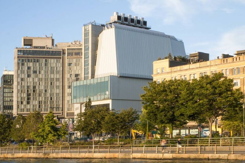 The Whitney Museum of American Art Architecture Review