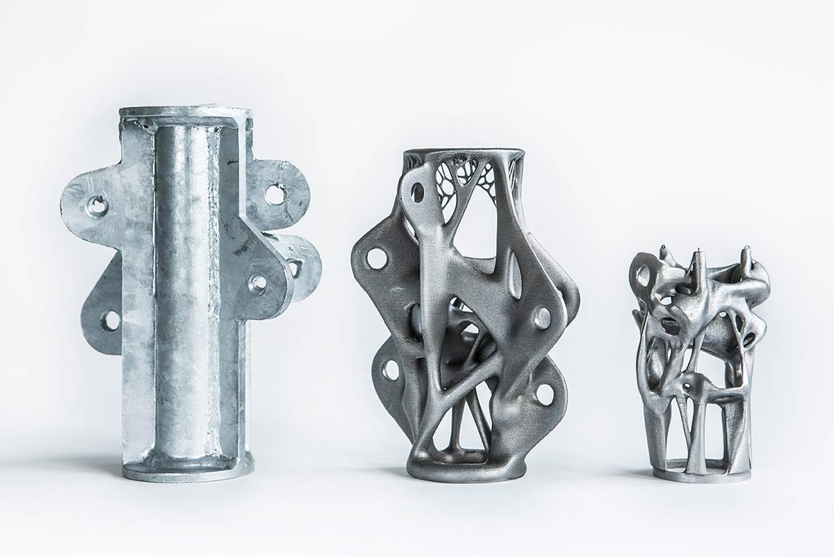 3D makeover for hyper-efficient metalwork