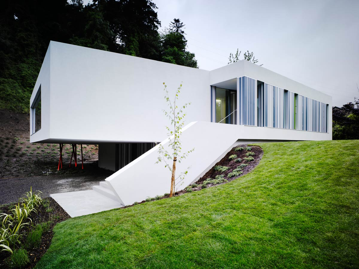 House In Wicklow Odos Architects Architecture Lab