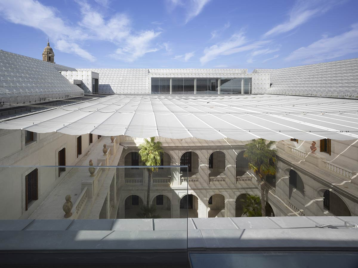 Malaga Museum, Spain / PARDOTAPIA Architects