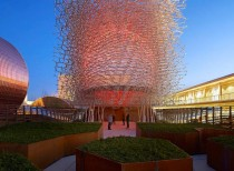 Stage One constructs impressive UK pavilion for Milan Expo 2015