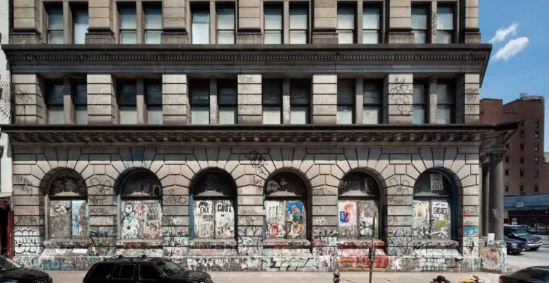 Landmarks Approves Restoration And Conversion of 190 Bowery