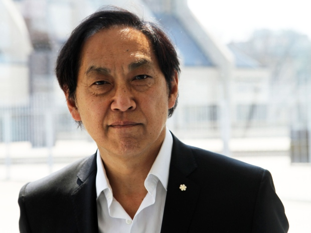 How Hamilton architecture inspired star Bruce Kuwabara