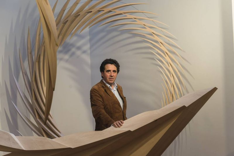 'I have been treated like a dog,' says architect Santiago Calatrava