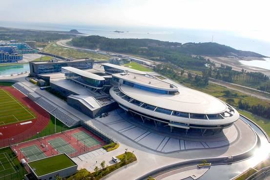 Chinese Firm's Headquarters Shaped Like 'Star Trek's' Enterprise